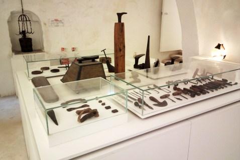 Impressionen Werkzeugmuseum Malta