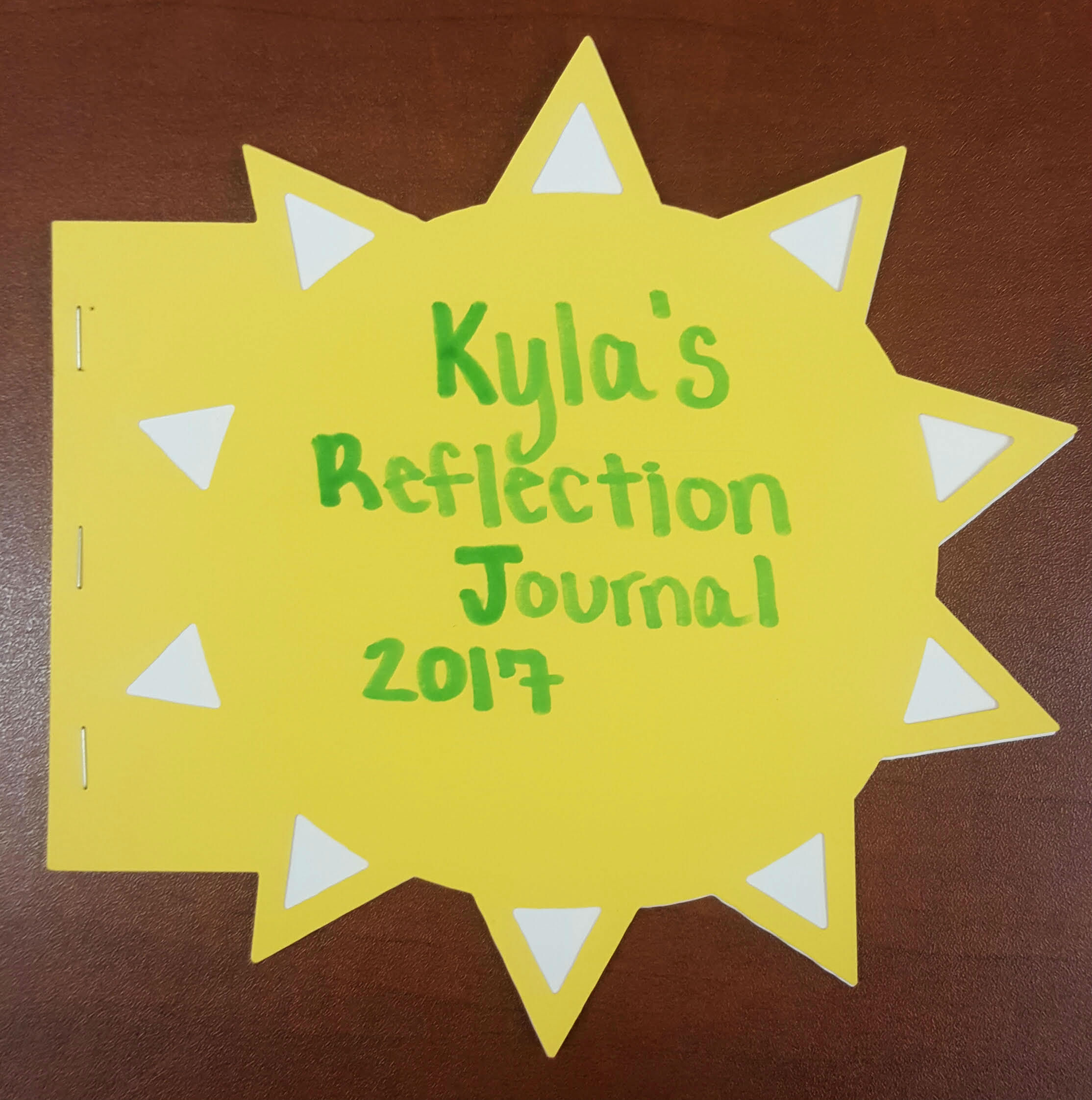 Reflection Lesson Plans For The End Of The School Year