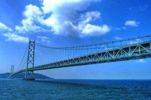 Akashi Kaikyo Köprüsü