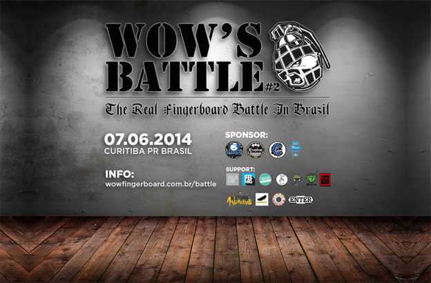Wow's Battle #2 – 2014