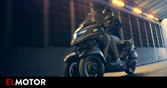 Yamaha Tricity 300: three wheels to debut with motorcycles |  Motorcycles
