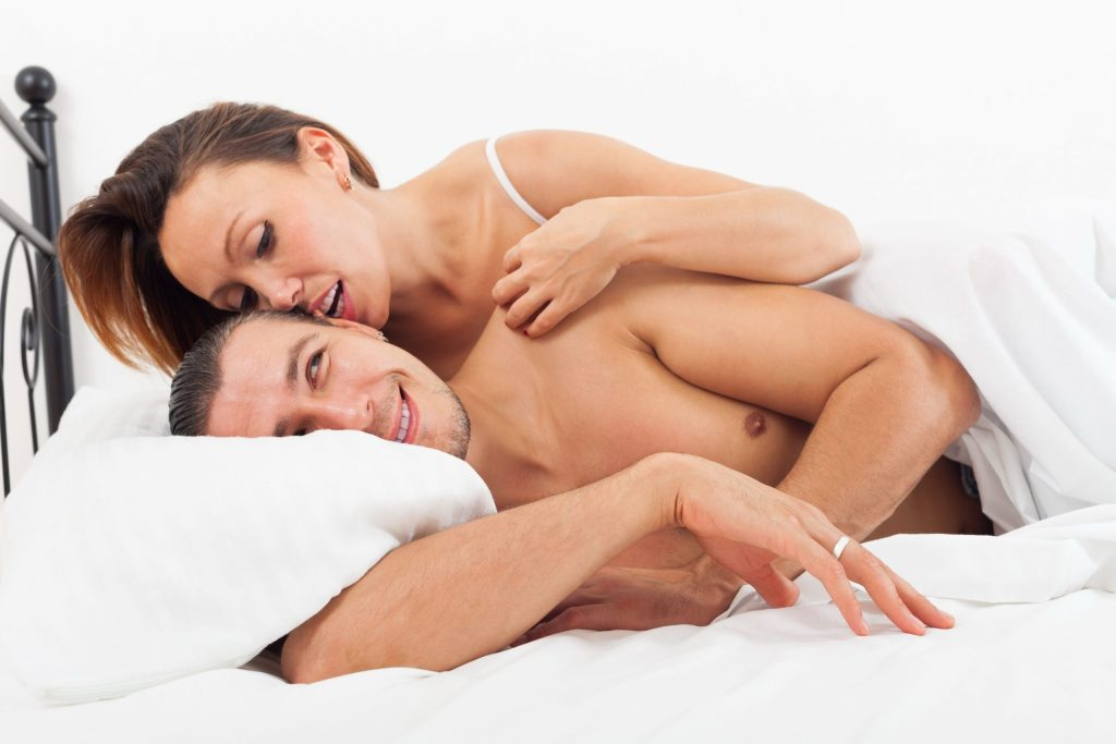 Why do some people think about sex compulsively?