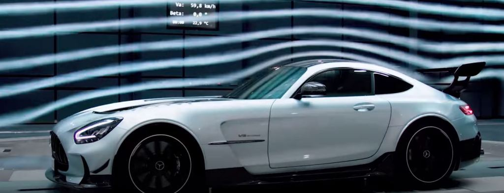 The Official Video Of The Wild Mercedes-AMG GT Black Series