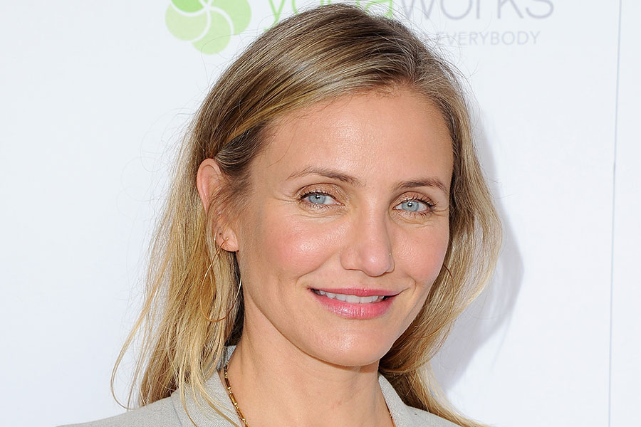 Cameron Diaz: the actress with the eternal smile