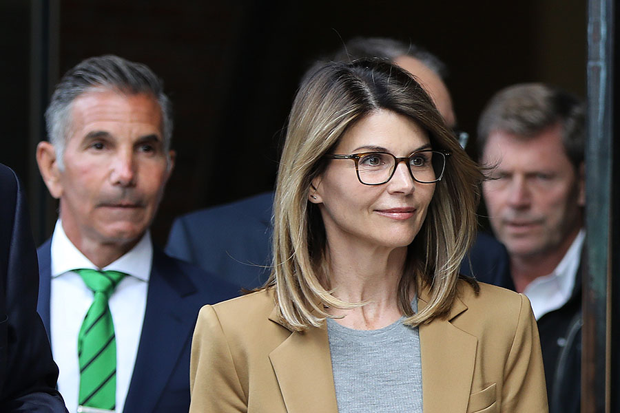 Actress Lori Loughlin sentenced to two months in jail