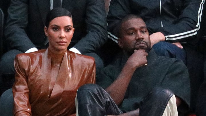 """Kim Kardashian feels """"trapped"""" and doesn't know what to do with her marriage to Kanye West"""
