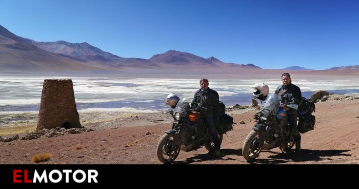 Long Way Up: Ewan McGregor and Charley Boorman return with the electric Harley