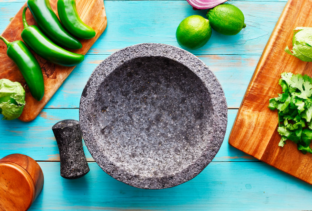 traditional molcajeteada sauce recipe