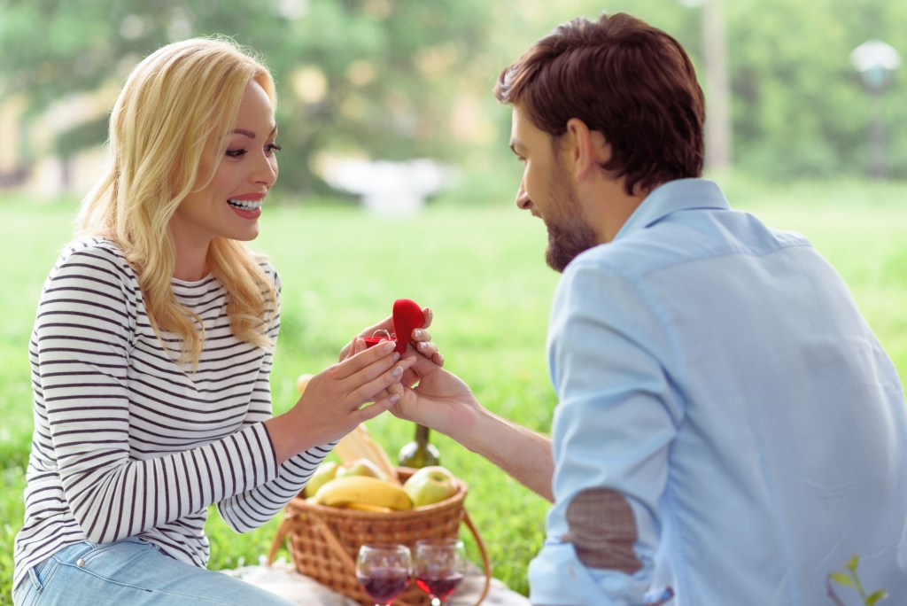 Ideas To Ask For Marriage