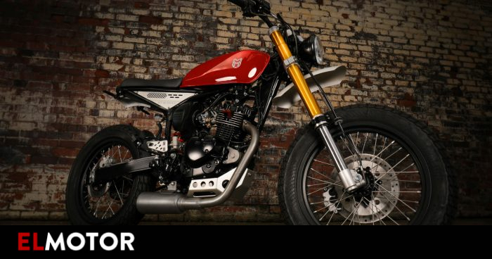 The quality of the Mutt Razorback reaches the 125cc segment | Motorcycles