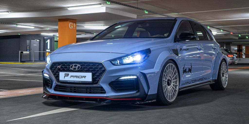 If you miss an extra touch of spice in the Hyundai i30 N, we have the solution