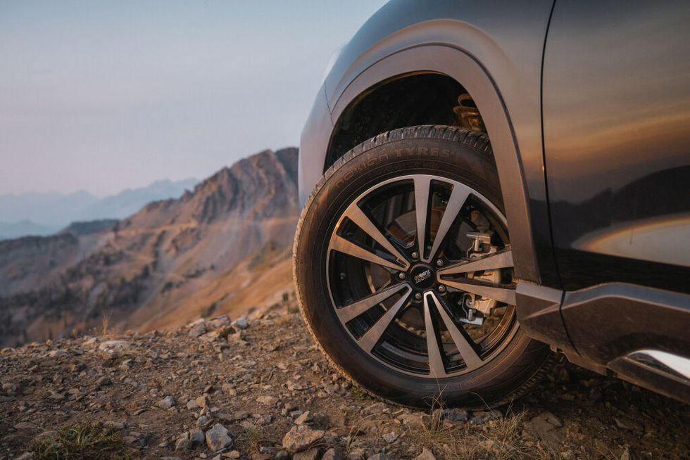 Can you imagine tires capable of holding almost 130,000 kilometers? Are already a reality
