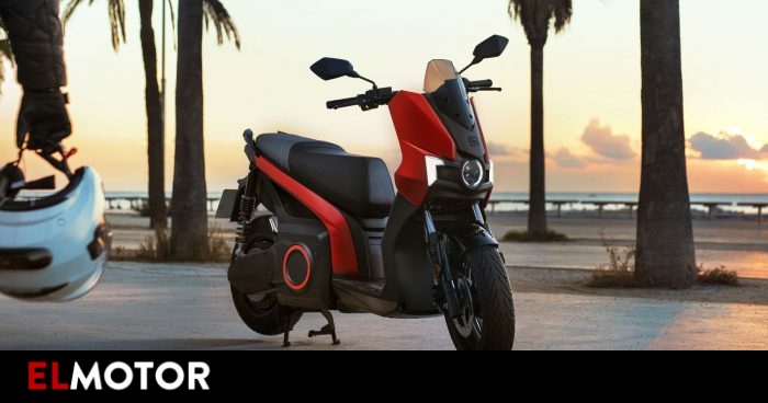 Seat MÓ eScooter 125: on sale for 6,250 euros | Motorcycles