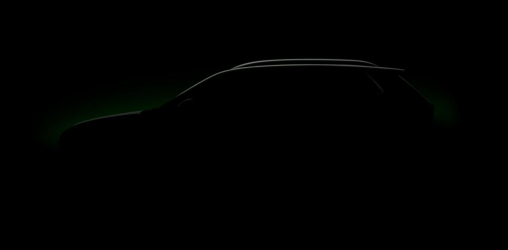 the last SUV of the brand already has a name, although we will not see it in Europe