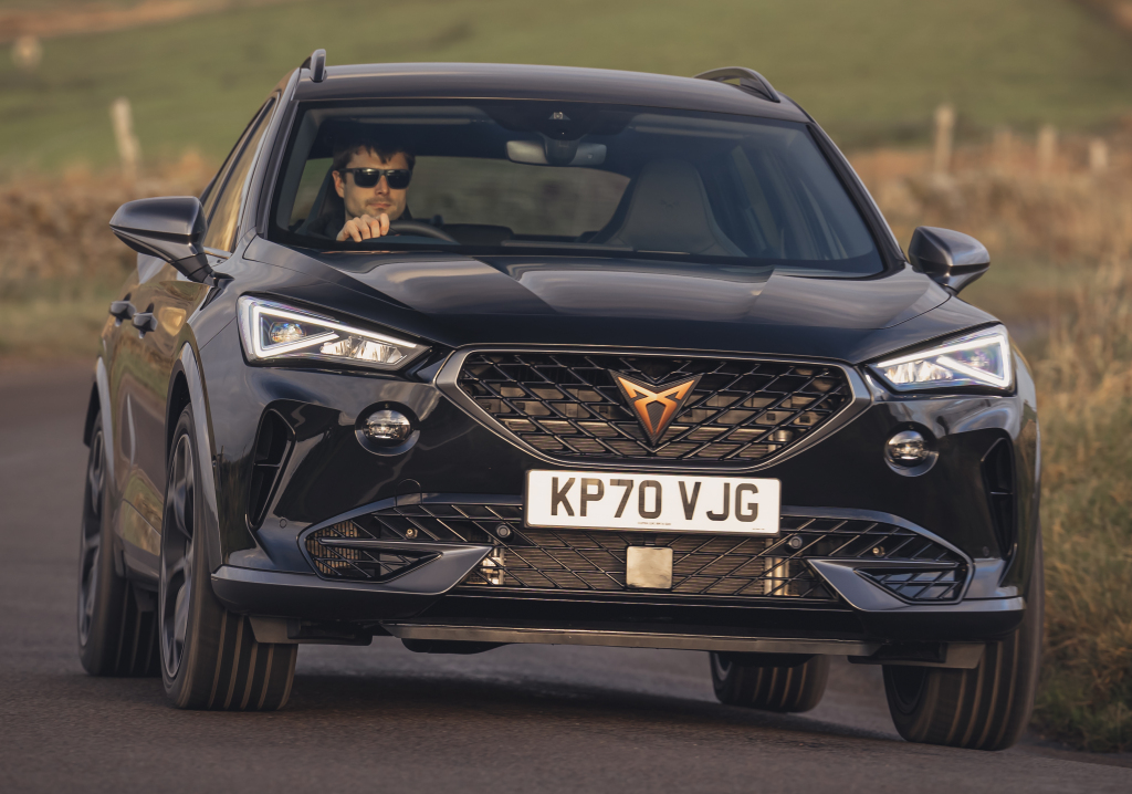 The Cupra Formentor eHybrid is now on sale in Spain