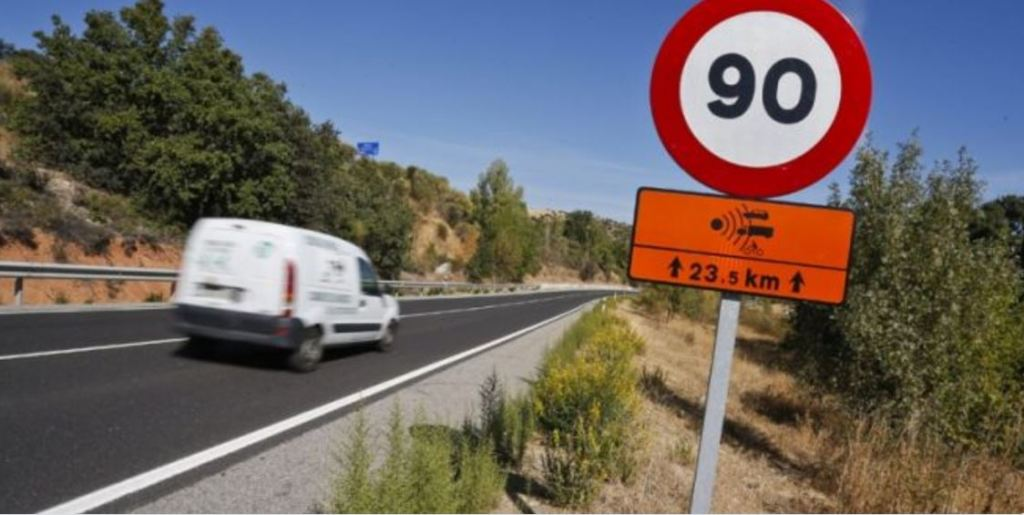 Goodbye to exceeding the speed limit when overtaking in secondary schools, among others