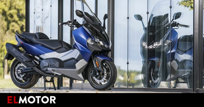 Sym Maxsym TL 500: a maxi scooter for less than 7,500 euros | Motorcycles
