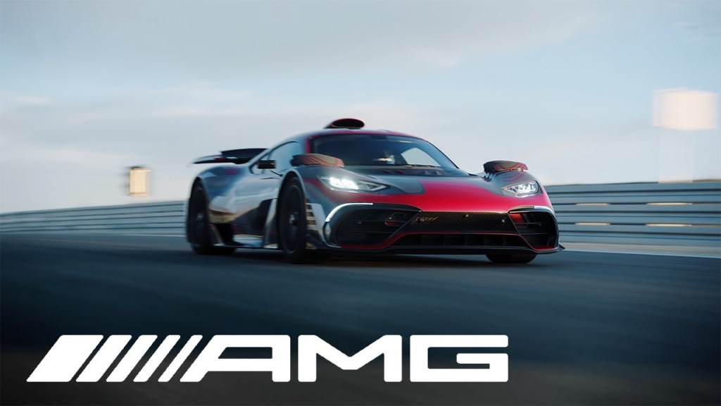 [Vídeo] This is how the hybrid V6 with more than 1,000 hp of the Mercedes-AMG Project One roars on the track
