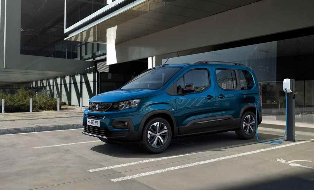 up to 280 km of autonomy with 5 or 7 seats