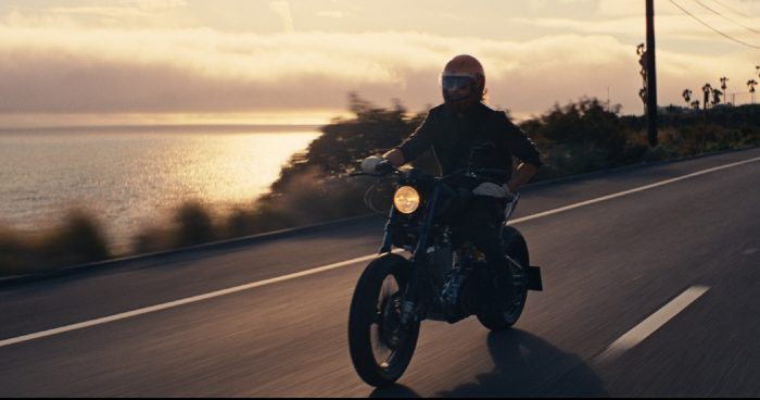 Brad Pitt drives the most expensive motorcycle in the world: 225,000 euros