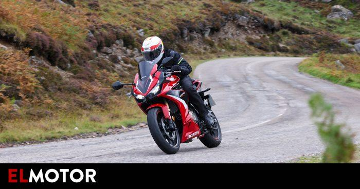 Honda CB 500: superior performance and comfort on the road | Motorcycles