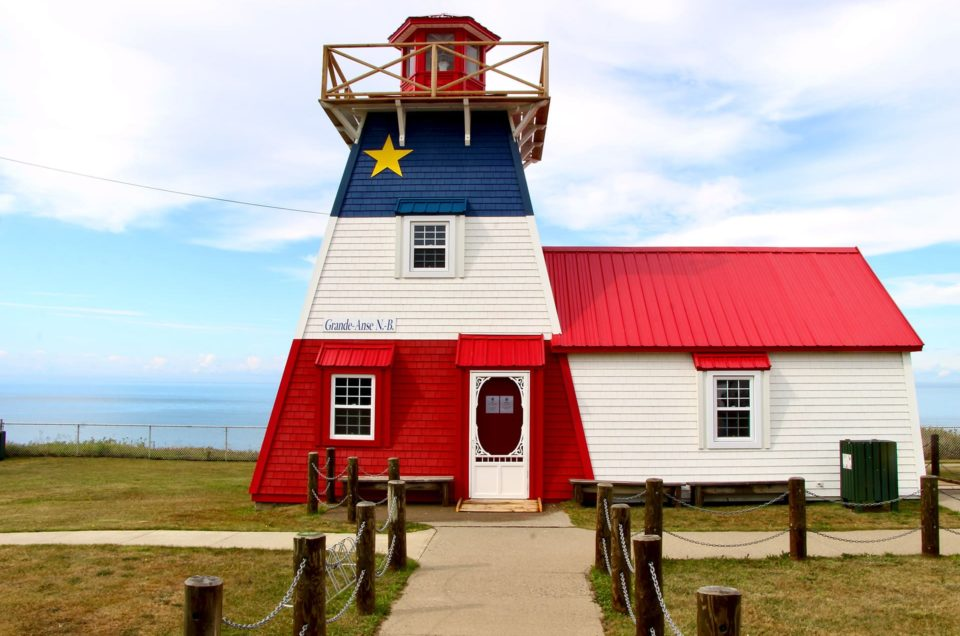 A day on Lamèque and Miscou Islands in New Brunswick