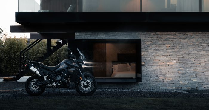 The Triumph of James Bond for 250 lucky people around the world | MOTORCYCLES