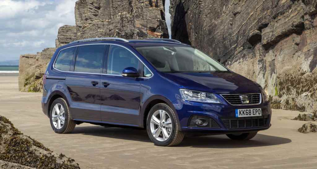 The SEAT Alhambra offer will convince you if you need space