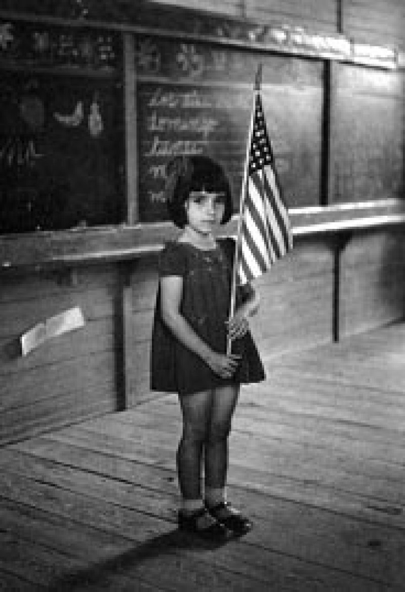1941 saying the pledge