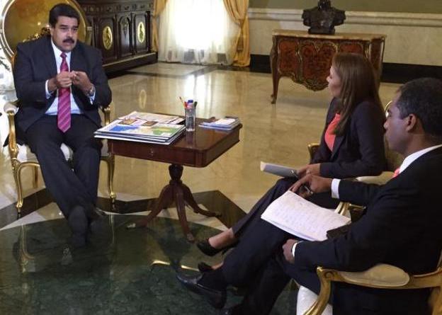 Presidente-Maduro