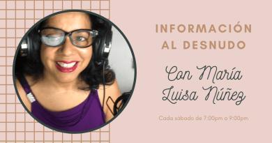 INFORMACIÓN AL DESNUDO CON EL ESCRITOR : JULIO ROJAS OCT-10, 2021