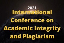 International conference on academic integrity and plagiarism 2021