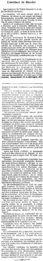 13 L'accident de Riondaz (1914)