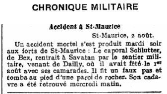 15 Accident à St-Maurice (1916)