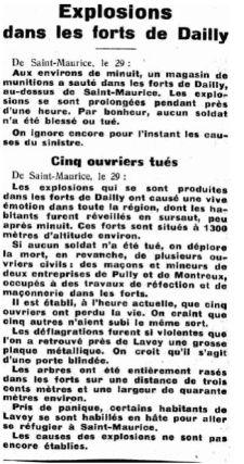20 La catastrophe de Dailly 1946