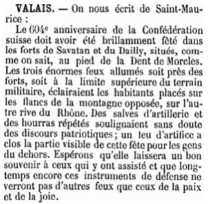 6 1er août aux forts (1895)