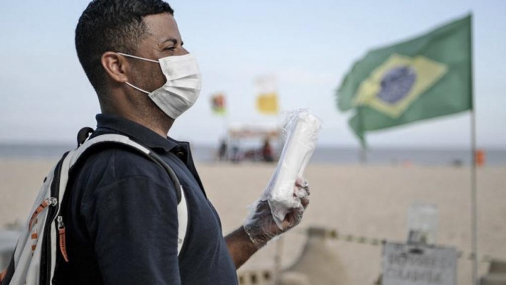 Brasil, Colombia, México, Perú y Estados Unidos, entre los 10 primeros con más fallecimientos acumulados.