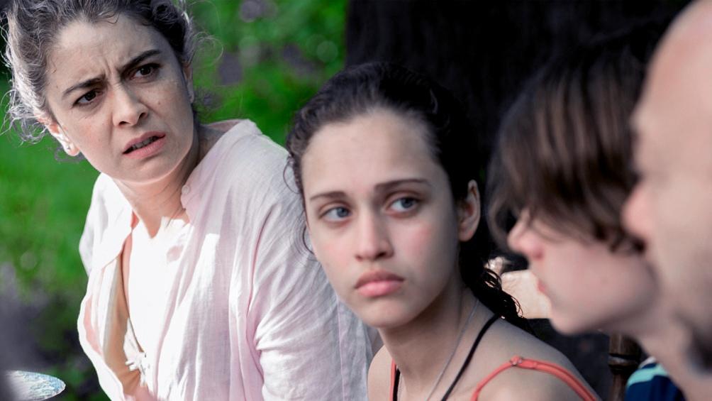 """""""Los sonámbulos"""", de Paula Hernández, con Érica Rivas."""