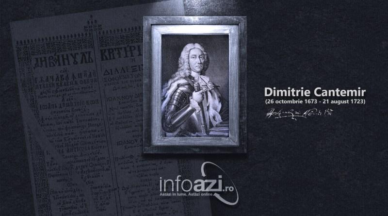 Recunoașterea internațională a operei savantului român Dimitrie Cantemir(1673-1723)