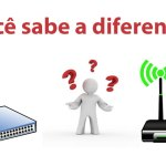 Diferenças entre um switch e um roteador