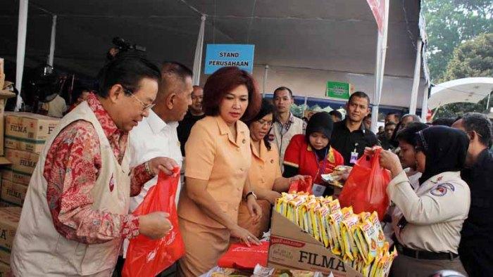 Kementerian Pertahanan RI Gelar Bazaar