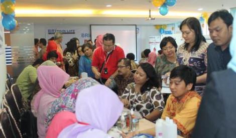 Masuk Usia 28, Karyawan Bringin Life Donorkan Darah
