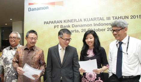 Di Balik Jebloknya Saham Bank Danamon