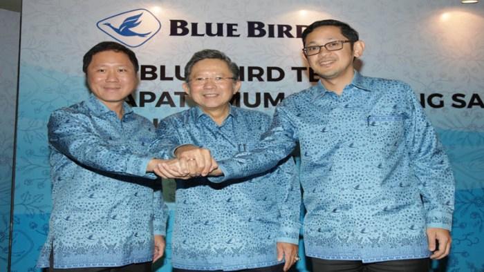 RUPS Blue Bird