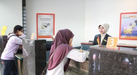 Libur Lebaran, Danamon Sediakan Rp2 Triliun di ATM