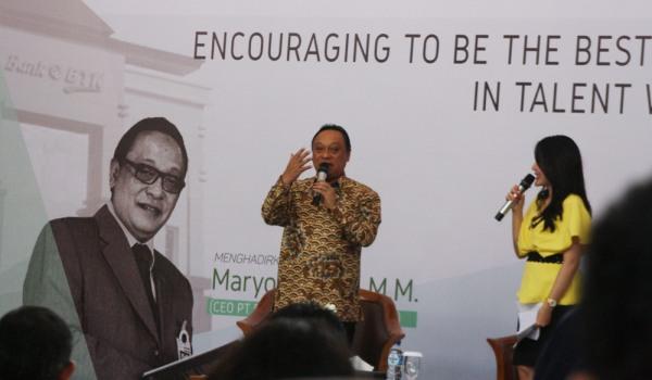 Bangkitkan Semangat Mahasiswa Maryono Jadi Dosen Tamu di ITB