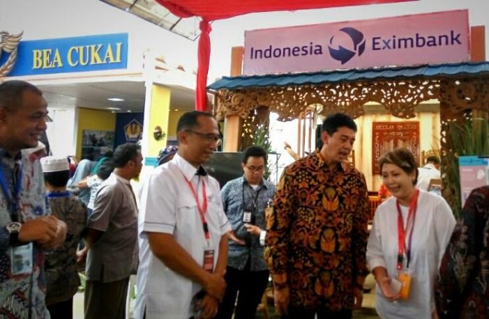 Eximbank dan Bea Cukai Sinergi Dorong Ekspor IKM