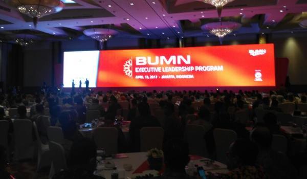 Tuju Holding Company, BUMN Gelar Leadership Program