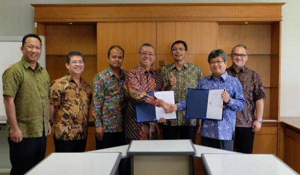 Lintasarta-LPIK ITB Teken Kerja Sama Appcelerate 2017