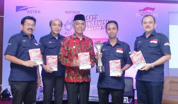 SATU Indonesia Awards 2017 Sambangi Kalimantan